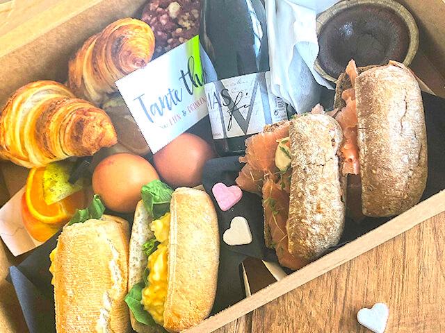 Luxe ontbijt box 13 februari